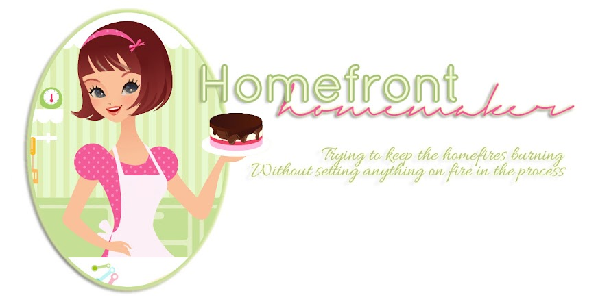 The Homefront Homemaker