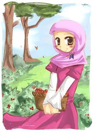 tips cara muhammad ali menasihati anaknya memakai tudung