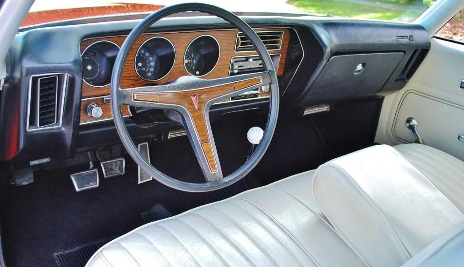 Classic Cars Of The 1970 39 S 1972 Pontiac Le Mans