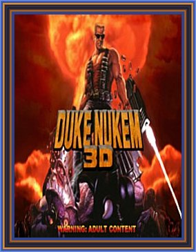 Duke Nukem 3D Cover