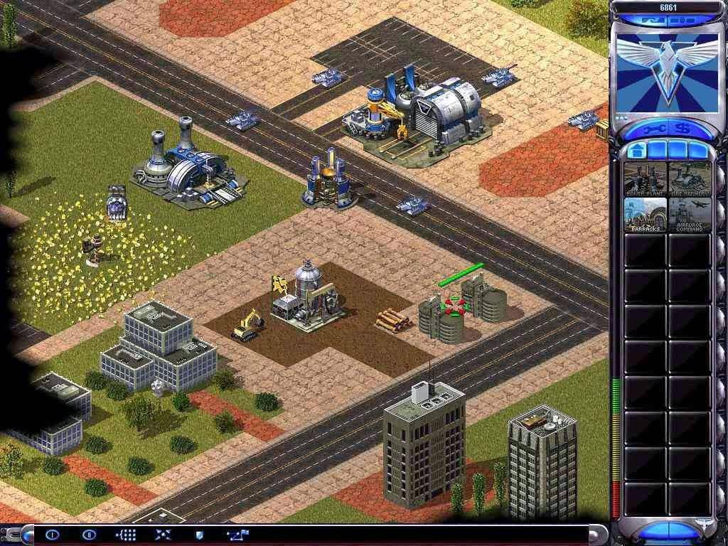 Red Alert 2 PC Game Free Download