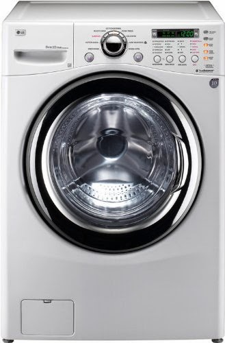 lg 36 cf front load washer dryer combo