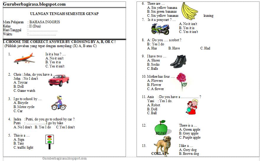 Bank Soal Sd Kelas Soal Ukk Kelas Kurikulum 2013 Oemar Bakri Rpp Sd Kurikulum 5 6 Edisi Revisi
