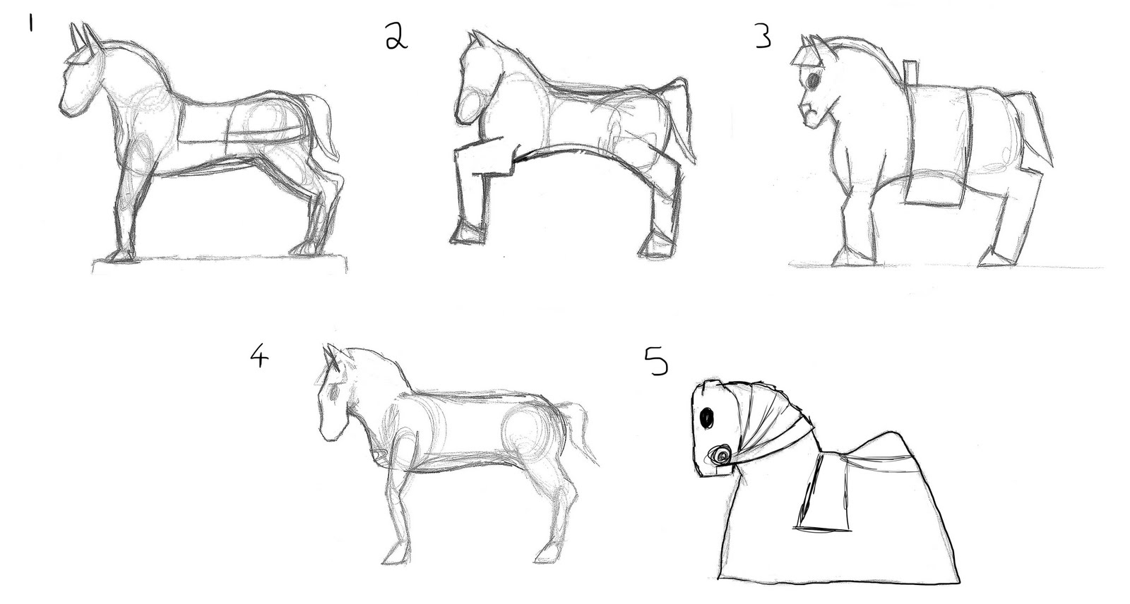 Howtodrawanimals How To Draw Animals Step By Step  Drawingdogs_71_ears_pointed
