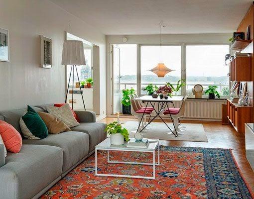Marzua reforma de un piso de 100 metros cuadrados for Pisos de 40 metros decoracion