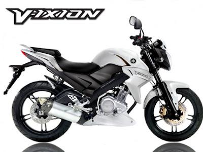 Harga dan Spesifikasi Yamaha New V-Ixion 2013 Terbaru