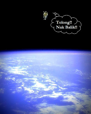 Kerjayaku seorang angkasawan