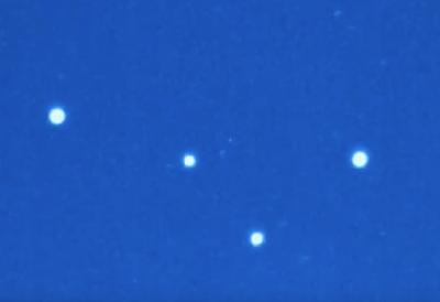 UFO's Caught On Night Vision Las Vegas 2015, UFO Sightings
