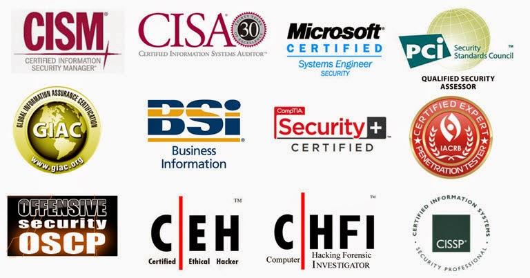 Certificaciones en Seguridad Informatica y Ethical Hacking - The ...