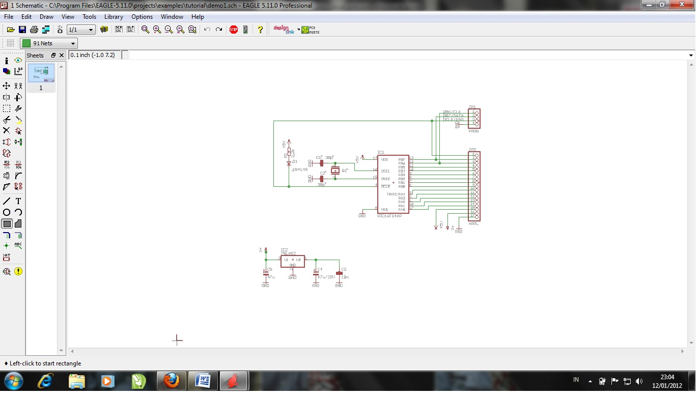 Design Electronic Circuit Software ~ ELECTRONICS SOLUTION