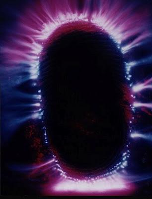 Cromoterapia. Fotografia del aura.