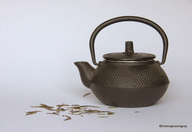 Cast Iron Chinese Tea Pot