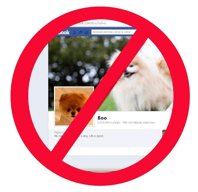 Facebook vai fechar 83 milhões de páginas, cuidado com a sua!