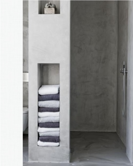 Inspiration archive bathroom towel storage ideas for Towel storage for bathroom ideas