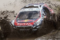 Motorsport: 2015 Dakar Race