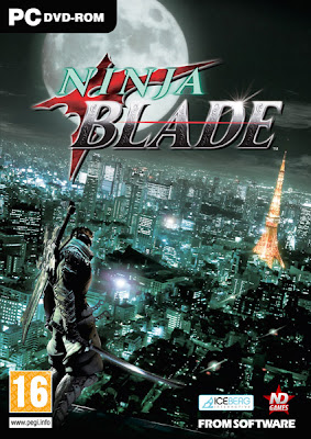 Free Download Ninja Blade PC Game Full Version