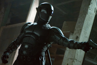 G.I. Joe Retaliation First Look - Ray Park as Snake Eyes