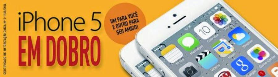 """Promoção Jovem Pan FM - """"IPHONE 5 EM DOBRO"""""""