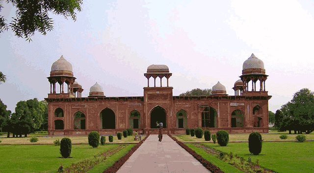 Istana tempat ratu Jodha dimakamkan