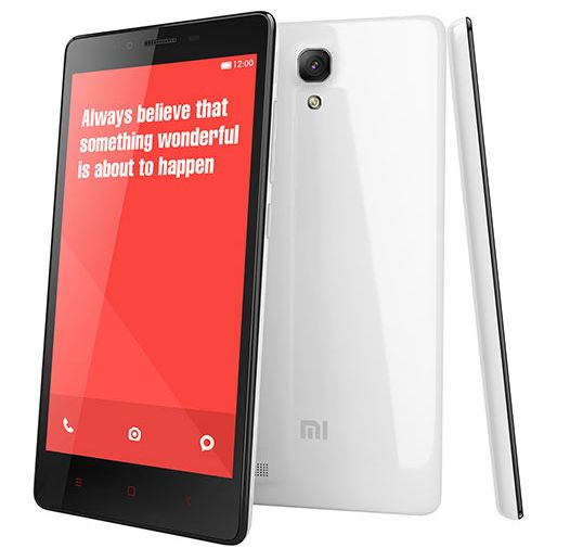 Xiaomi Redmi Note Launched for Rs.8999 [ Sale on Flipkart from Dec 2]