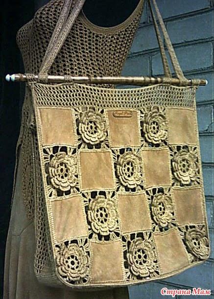 Учимся перуанскому вязанию. Брумстик - Мир вязания и рукоделия
