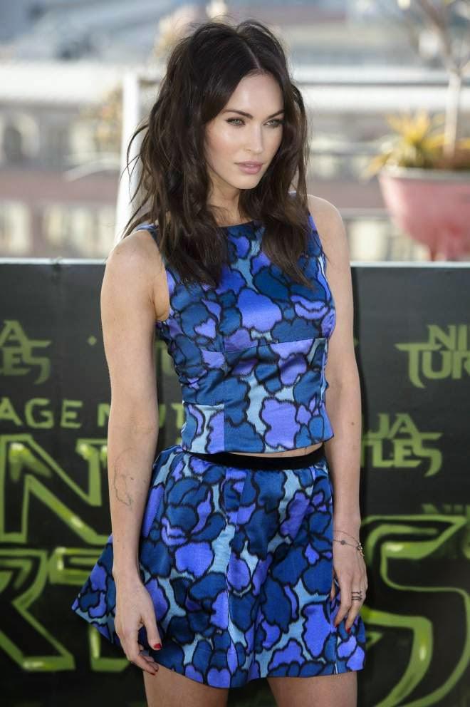 Megan Fox Latest Wallpapers