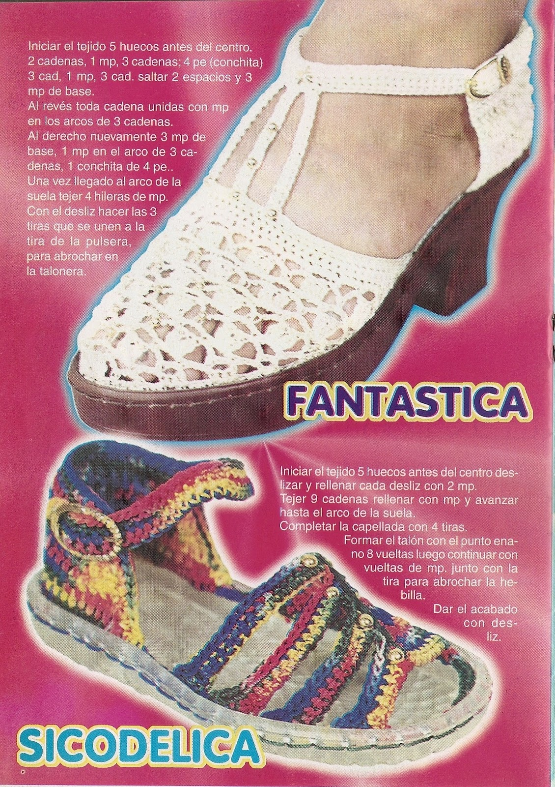 Famoso Zapatos Patrón De Ganchillo Ornamento - Manta de Tejer Patrón ...