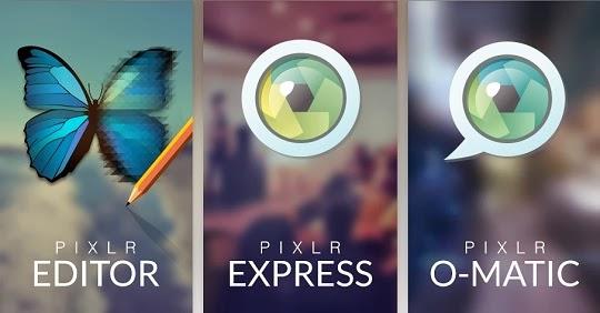 موقع Pixlr لتعديل وتصميم الصور اون لاين
