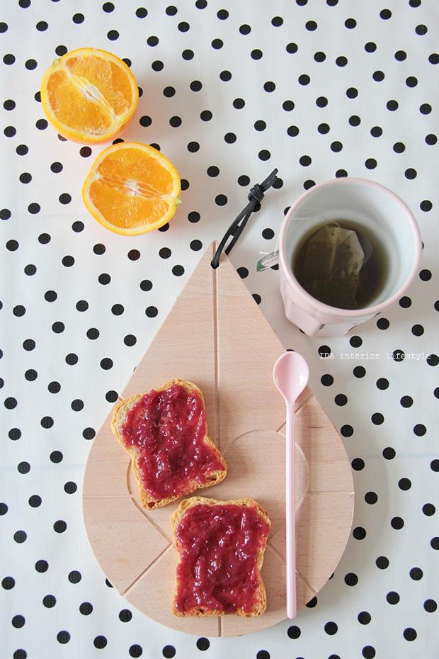 Breakfast pleasures
