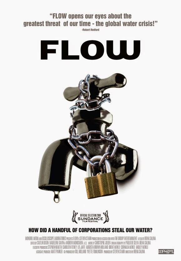 Течение: В името на водата / Flow For The Love Of Water (2008)