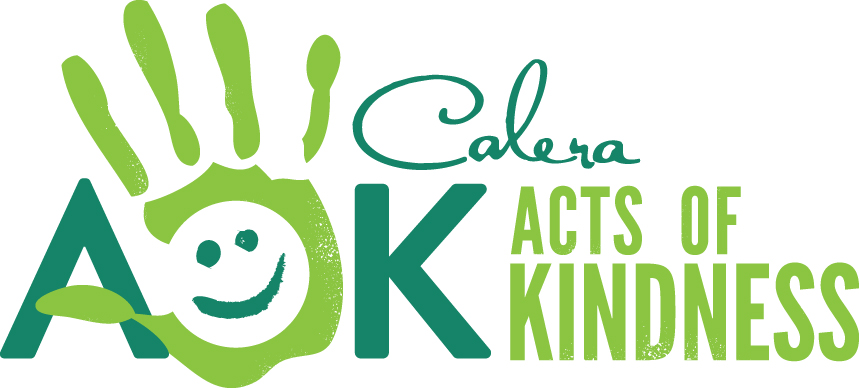 Calera Acts of Kindness Clothing Give Away