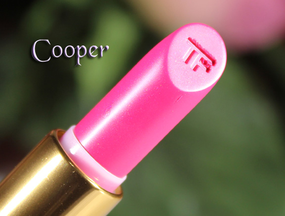Tom Ford Cooper Lipstick