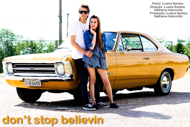 Editorial Don't Stop Believin