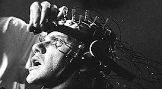 Pengetesan pada otak laki-laki dengan menggunakan sistem impuls
