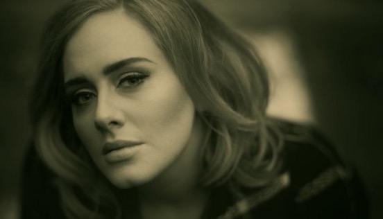 'Hello' single terbaru Adele terima 50 juta tontonan dalam tiga hari
