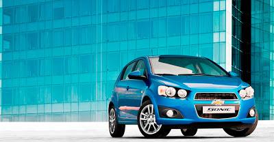 Foto Sonic Chevrolet