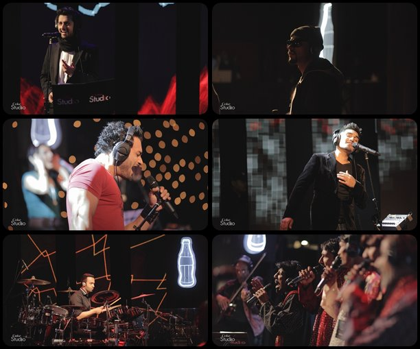 Coke Studio Season 5 - A Sneak Preview in Picture