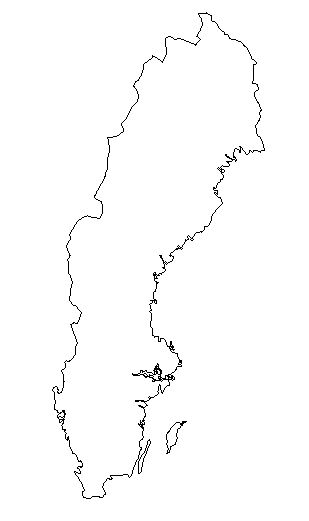 Stupendous image regarding scandinavia map printable