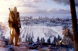 Assassin's Creed III Ezio HD Wallpaper