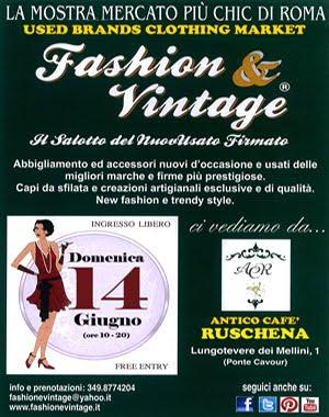 Fashion & Vintage - Roma