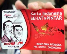 Kartu Indonesia Pintar Kartu Indonesia Sehat
