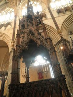 Bishops Throne