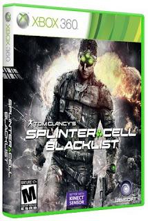 Tom Clancy's Splinter Cell: Blacklist – Deluxe Edition – XBox 360