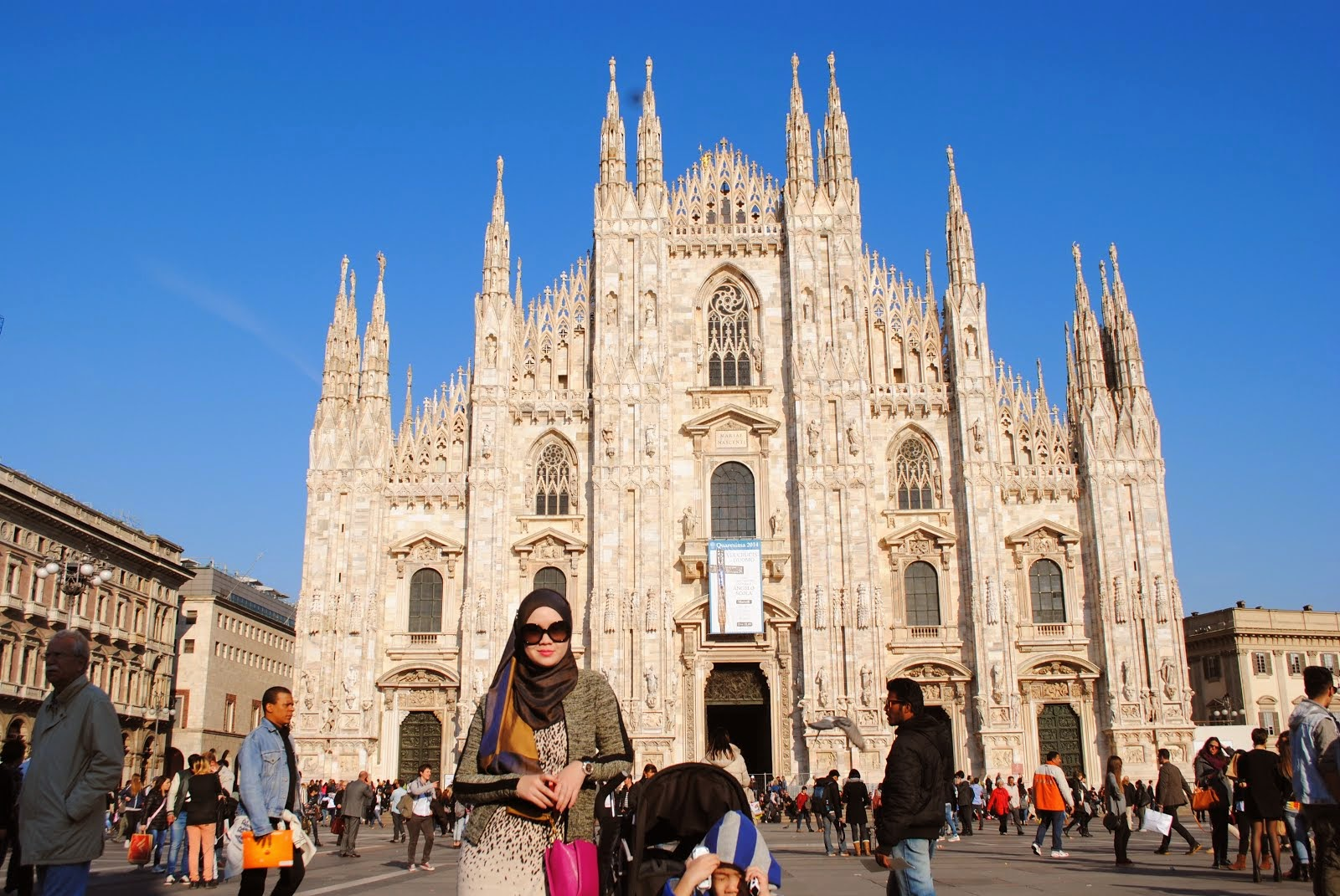 ITALY ~ Milan~Mac'14