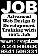 Web Design Training with 100% JOB
