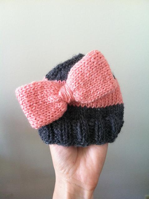 The Bradens Big Bow Hat