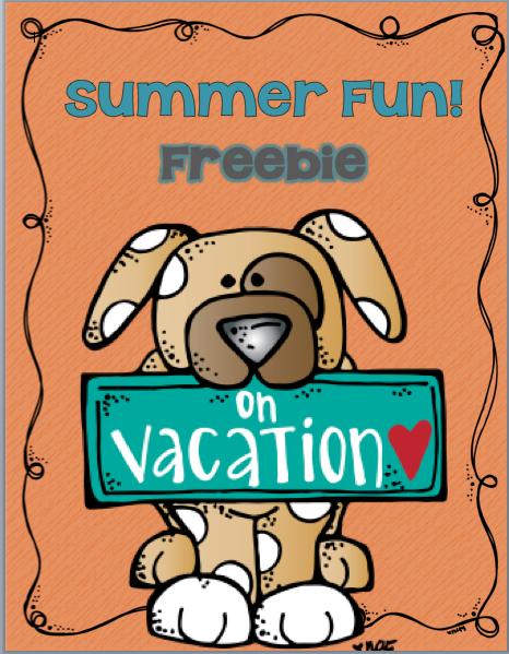 https://www.teacherspayteachers.com/Product/Summer-Fun-1868173