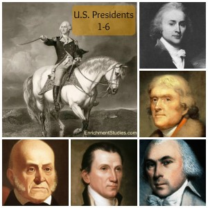 U.S. Presidents 1-6 Bundle (Review & Giveaway)