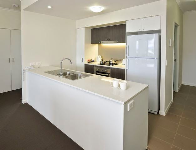 Apartments G60 Gladstone kitchen