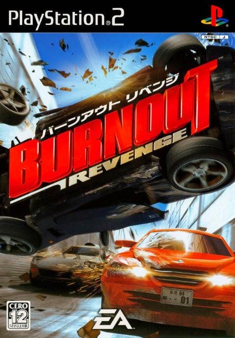 http://www.juegosparaplaystation.com/ Burnout: Revenge Ps2